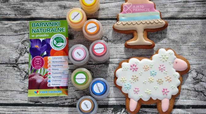 Barwniki naturalne w proszku Food Colours – recenzja